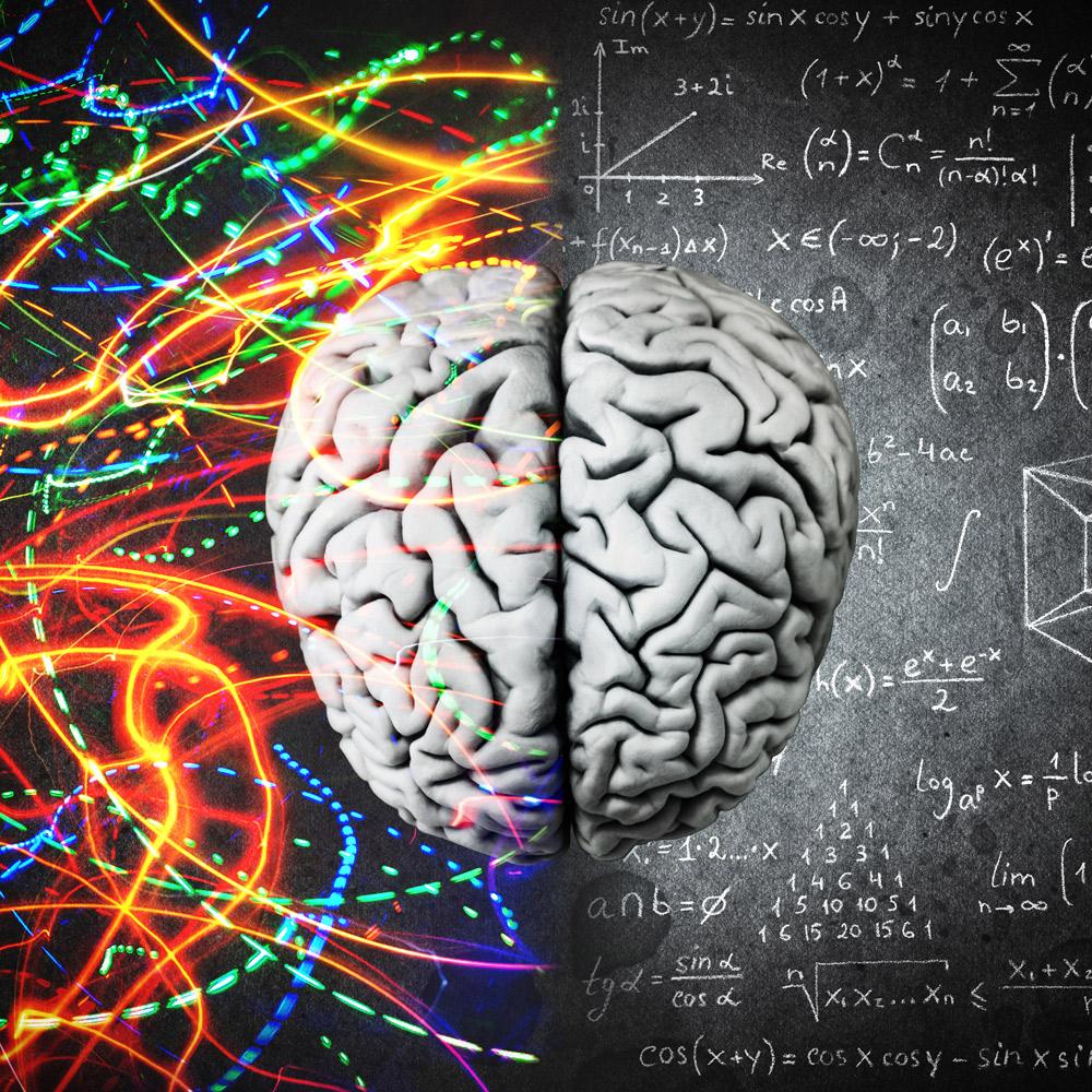 Brain-math