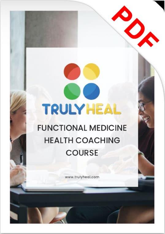 Brochure TRULYHEAL Health Coach Certification pdf