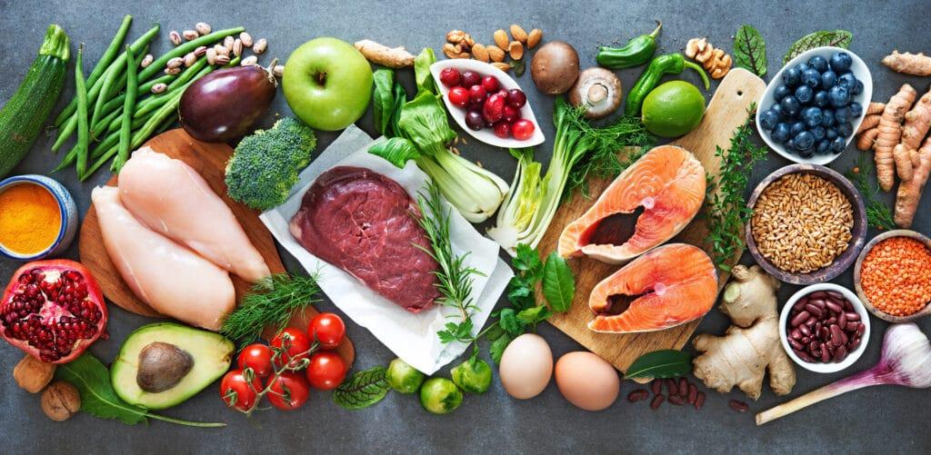 Healthy food choice by trulyheal
