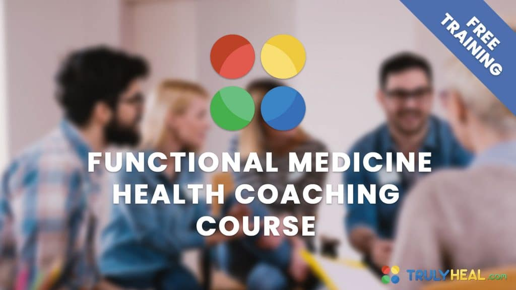 FREE Functional Medicine Health Coaching Course